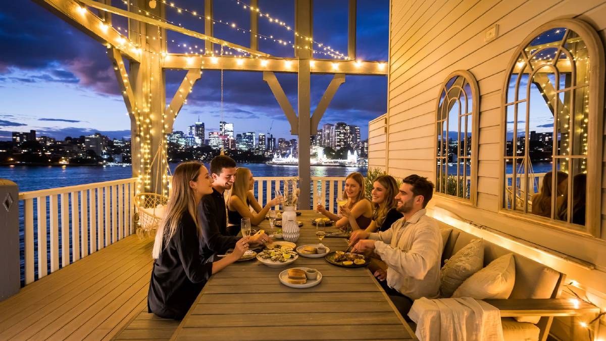 The Sydney staycation that's full of delicious surprises