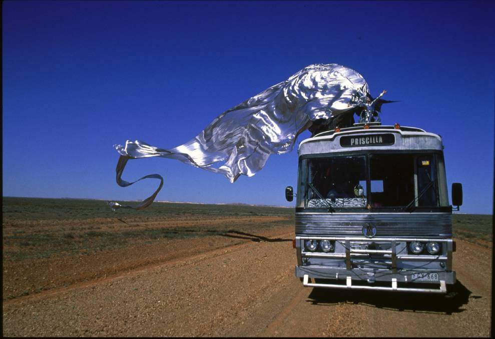 The Adventures of Priscilla, Queen of the Desert. Picture: Supplied
